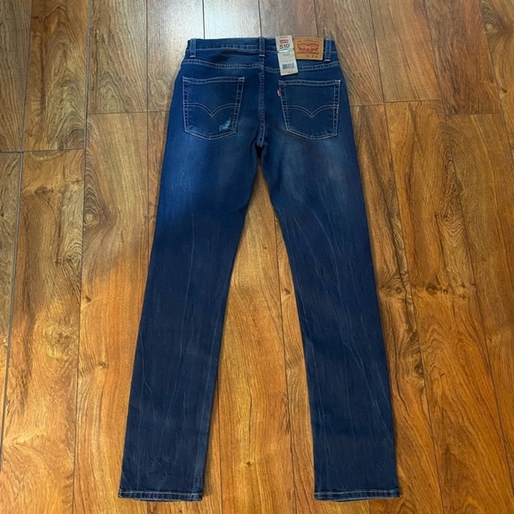 New with tags, Levi's 510 skinny performance stretch jeans